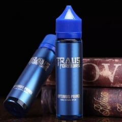 60ml Optimus Prime E-juice Green Apple Flavor Transformers Bumblebee Series E-juice / E-liquid