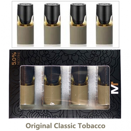 Original classic tobacco-SMPO MT Cartridges MOTI PODS