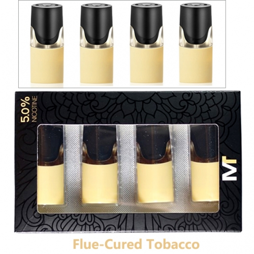 Flue-cured tobacco SMPO MT Cartridges Moti PODS