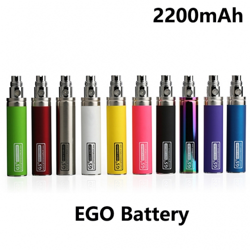 2200mAh GS EGO II Battery for H2 CE4 CE5 CE6 Aspire Nautilus Mini Tank