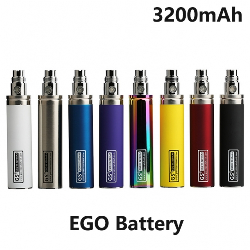 3200mAh GS EGO II Battery for CE4 CE5 CE6 Aspire Nautilus Mini Tank