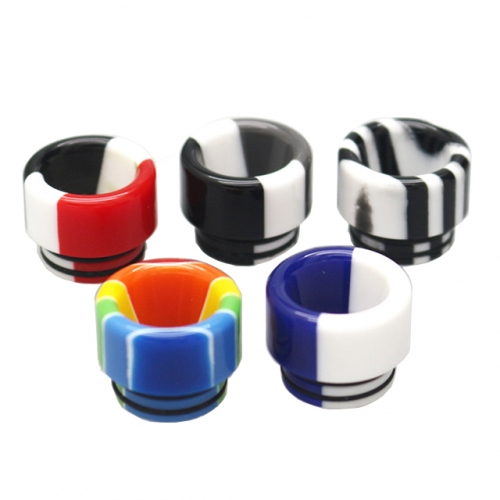 Colorful 810 Resin Drip Tips Universal 810 Mouthpieces