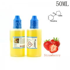 50ML Strawberry Flavor Dekang Nicotine Salt E-liquid