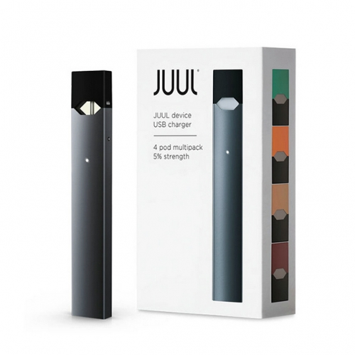 JUUL Starter Kit - 2 versions available