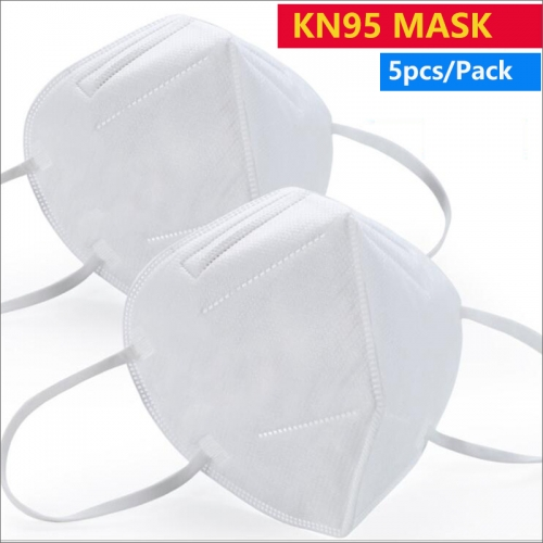 KN95 four layer protective mask 1 lot 40 pcs DHL free shipping